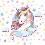 استیکر دیواری صالسو آرت طرح dream horse h.k