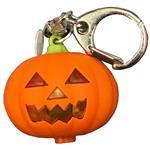 Kikkerland Pumpkin Keychain