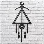 تابلو مینیمال رومادون طرح جادوگر کد 1337