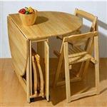 میز نهارخوری چوب بامبو بونیتا 3275