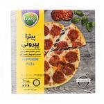 پیتزا پپرونی پمینا کاله سایز متوسط یک عددی