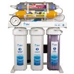 تصفیه آب 10 مرحله ای سوپرمینرال - قلیایی ساز - اکسیژن ساز - نانوسیلور (آنتی باکتریال) بدون اشعه اس اس وی مدل SuperTec X1000