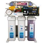 تصفیه آب فوق هوشمند 9 مرحله ای سوپرمینرال - قلیایی ساز - اکسیژن ساز - نانوسیلور (آنتی باکتریال) بدون اشعه اس اس وی مدل SuperTec S900