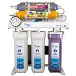 تصفیه آب اس اس وی 10 مرحله ای سوپر مینرال - قلیایی ساز - اکسیژن ساز - نانوسیلور (آنتی باکتریال) بدون اشعه مدل MaxTec X1000