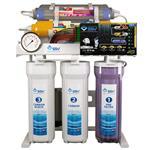 تصفیه آب فوق هوشمند 10 مرحله ای سوپرمینرال - قلیایی ساز - اکسیژن ساز - نانوسیلور (آنتی باکتریال) بدون اشعه اس اس وی مدل MaxTec S1000