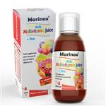 شربت مولتی ویتامین + روی کودکان مارینوکس