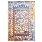 فرش ماشینی آسایش کد 8005 زمینه مسی