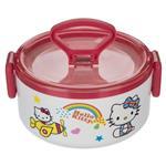 ظرف غذای کودک مدل Hello Kitty 01
