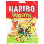 Haribo Worms Gummy Candy 130gr