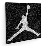 تابلو بوم تیداکس مدل بسکتبال جردن کد TiA119