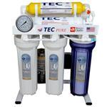 دستگاه تصفیه آب خانگی 6 مرحله ای تک مدل املاح معدنی(مینرال)-اسمزمعکوس مدل RO-T5230