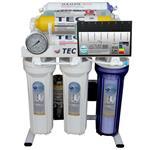 دستگاه تصفیه آب هوشمند 8 مرحله ای تک- قلیایی ساز- اکسیژن ساز -املاح معدنی - اسمزمعکوس مدل RO-BRAIN-T6520