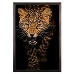 تابلو چوب آتینو مدل Leopard