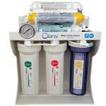 دستگاه تصفیه آب خانگی 8 مرحله ای اولانسی نانوفیلتراسیون - قلیایی ساز-املاح معدنی-اسمزمعکوس مدل RO-A930