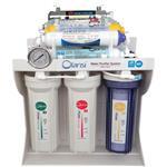 دستگاه تصفیه آب خانگی 9 مرحله ای اولانسی قلیایی ساز - ماورابنفش- اکسیژن ساز- املاح معدنی - اسمزمعکوس مدل RO-A980