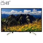 Sony KD-49X7500F Smart LED TV 49 Inch