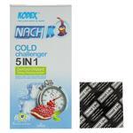 کاندوم کدکس مدل Cold Challenger بسته 12 عددی به همراه یک عدد کاندوم Good Life
