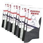 جوراب مردانه صدرا کد 025 بسته 12 عددی