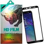 محافظ صفحه نمایش توتو مدل 5D مناسب برای گوشی موبایل سامسونگ Galaxy A6 Plus 2017