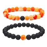 دستبند ذاریات مدل Orange کد 49 مجموعه دو عددی