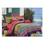 سرویس رو تختی کالای خواب رویال مدل dorsa دو نفره 4 تکه