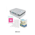 تشک 90-120-140-160-180 فنر منفصل + Memory foam اسلیپ دریم رویال