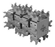 روتور مربعی افقی، مناسب روتامیکس مدل PIT 180 کد SH25P