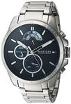 Tommy Hilfiger Men s  COOL SPORT  Quartz Stainless Steel Casual Watch, Color:Silver-Toned (Model: 1791348)