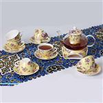 ست قوری وارمردار با فنجان نعلبکی بونیتا 1204