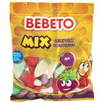 Bebeto Mix Fruity Jelly Gum 165 gr