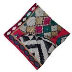 روسری زنانه طرح بالون مدل ms058