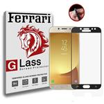 Ferrari Ultra Clear Crystal Glass Screen Protector For Samsung Galaxy J5 pro
