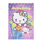 دفتر 50 برگ فانتزی گلاسه طرح Hello Kitty