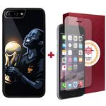 Proshot Kylian Mbappe Cover For Apple iphone 7 Plus / 8 Plus