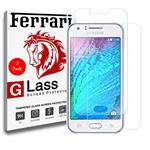 Ferrari Ultra Clear Crystal Glass Screen Protector For Samsung Galaxy J1 2015