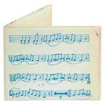کیف پول مایتی والت مدل Music Sheet