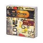 کاندوم کلایمکس مدل Mix 10 بسته 3 عددی