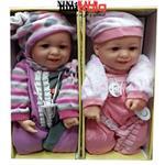 عروسک نوزاد بزرگ موزیکال