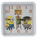 ساعت دیواری  کودک وگو بوتیک مدل Minion003