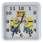 ساعت دیواری  کودک وگو بوتیک مدل Minion004