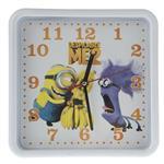 ساعت دیواری  کودک وگو بوتیک مدل Minion001