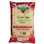 Dalya Shredded Mozzarella Full Fat Cheese 2000 gr