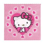 دستمال کاغذی هلو کیتی 20 تایی Hello Kitty