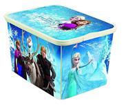 باکس لبه دار کوچک دیزنی کرور (CURVER) مدل frozen