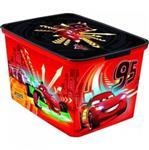 باکس کوچک لبه دار دیزنی کرور (CURVER) مدل CARS