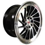 رینگ آلومینیومی چرخ ووسن مدل Ecars سایز 15 اینچ