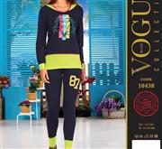بلوز شلوار زنانه ترک -  10438 Vogue