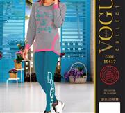 بلوز شلوار زنانه ترک -  10417 Vogue