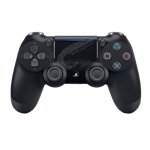 دسته مشکی DualShock 4 Black Slim Wireless Controller