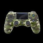 دسته سبز ارتشی DualShock 4 Green Camo Slim Wireless Controller